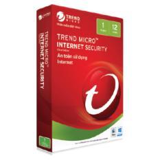 Bán Phần Mềm Diệt Virut Trend Micro Internet Security 1Pc Nhập Khẩu