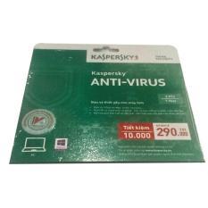Phần Mềm Kaspersky Anti Virus Kav 3 Users Bản Quyền 1 Năm Thẻ Kaspersky Rẻ Trong Vietnam