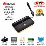 Bán Phat Song Wifi Cao Cấp Từ Sim 4G Huawei E5885Ls Wifi 2 Pro Sieu Mạnh Kiem Pin Dự Phong 6400Mah Đen Rẻ