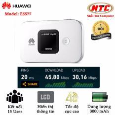 Giá Bán Phat Wifi Cao Cấp Từ Sim 4G Huawei E5577S 321 Tốc Độ Cao Phien Bản Nang Cấp E5372 Trắng Nhãn Hiệu Huawei