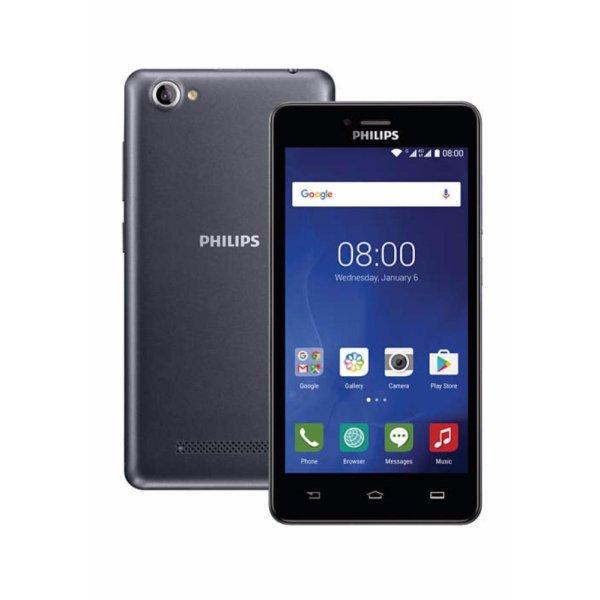 DTDĐ Philips S326 Dual SIM 4G (Xám)