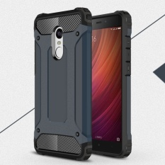 Mã Khuyến Mại Phone Case For Xiao Mi Redmi Note 4X Case Luxury Armor Anti Shock Silicon Cover Case For Redmi Note4X Cover Intl Oem