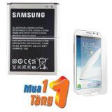 Mã Khuyến Mại Pin Cho Samsung Galaxy Note 2 Tặng Dan Man Hinh Từ Tinh 3 Lớp Samsung