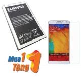 Bán Pin Cho Samsung Galaxy Note 3 Tặng Kinh Cường Lực Hang Nhập Khẩu Rẻ