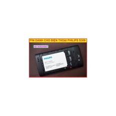 Pin Danh Cho Philips S309 Oem Chiết Khấu