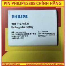Giá Bán Rẻ Nhất Pin Danh Cho Philips S388