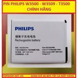 Bán Pin Danh Cho Philips W3500 Oem Có Thương Hiệu
