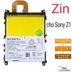 Giá Bán Pin Zin Cho Sony Xperia Z1 L39H Hang Nhập Khẩu Có Thương Hiệu