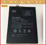 Bán Pin Danh Cho Xiaomi Redmi Mi Max Rẻ Trong Việt Nam