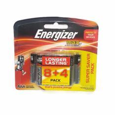 Ôn Tập Pin Energizer Alkaline Max Aaa E92 8 Tặng 4 Hồ Chí Minh