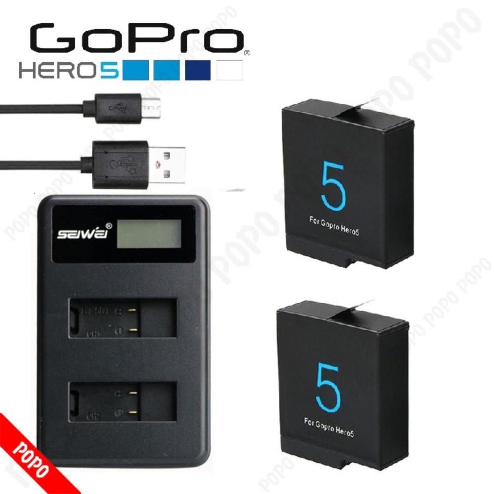 Pin Gopro Hero 5/6 1220Mah 3.8V