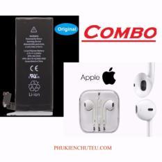 Bán Pin Iphone 4 Tặng Tai Nghe Cực Em Bảo Hanh 12 Thang No Brand