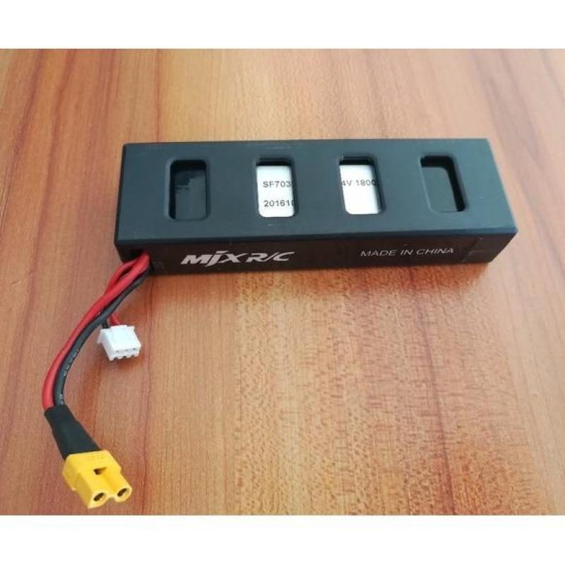 Pin Li-po battery máy bay MJX Bugs 3/ Bug 3H, 7.4V 1800mah 25C - Pin MJX bugs 3