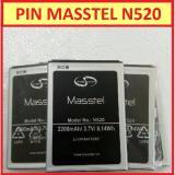 Mã Khuyến Mại Pin Masstel N520 Hồ Chí Minh