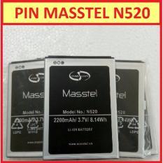 Pin Masstel N520 Rẻ