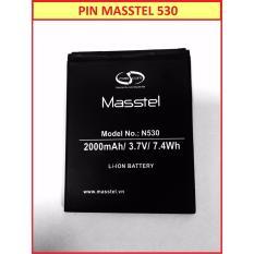 Giá Bán Pin Masstel N530 Mới