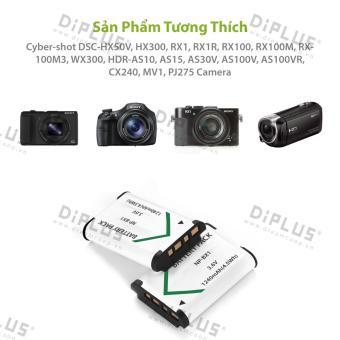Pin máy ảnh Sony NP-BX1 pin dành cho máy ảnh Sony Cyber-shot DSC-RX100 DSC-RX100 II DSC-RX100M II DSC-RX100 III DSC-RX100 V DSC-HX50V DSC-HX300 DSC-HX400 DSC-RX1 DSC-RX1R DSC-RX100