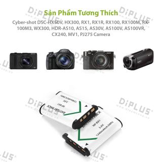 Pin máy ảnh Sony NP-BX1 pin dành cho máy ảnh Sony Cyber-shot DSC-RX100 DSC-RX100 II DSC-RX100M II DSC-RX100 III DSC-RX100 V DSC-HX50V DSC-HX300 DSC-HX400 DSC-RX1 DSC-RX1R DSC-RX100 thumbnail