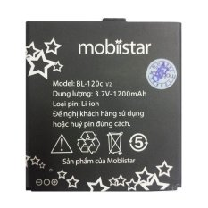 Cửa Hàng Pin Mobiistar Touch Bean 402M Touch Bean 402C 1200Mah Mobiistar Hồ Chí Minh