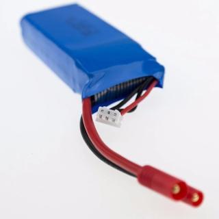 Pin Nâng Cấp flycam Syma X8HG X8HW 7.4V 2500mah thumbnail