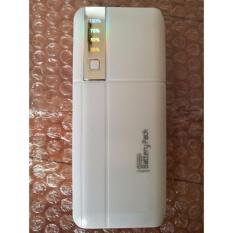 Pin sạc dự phòng 3 cổng USB 28.000mAh SDP10 (Trắng phối Bạc)