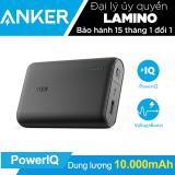 Giá Bán Pin Sạc Dự Phong Anker Powercore 10000Mah Đen Hang Phan Phối Chinh Thức Rẻ Nhất
