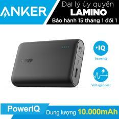 Mã Khuyến Mại Pin Sạc Dự Phong Anker Powercore 10000Mah Đen Hang Phan Phối Chinh Thức