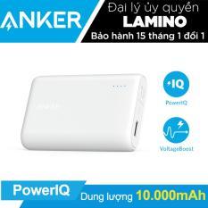 Bán Pin Sạc Dự Phong Anker Powercore 10000Mah Trắng Hang Phan Phối Chinh Thức Nguyên