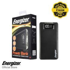 Mua Pin Sạc Dự Phong Energizer 10 000Mah Man Hinh Lcd Đen Ue10018Bk Hang Phan Phối Chinh Thức Energizer Trực Tuyến