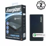 Ôn Tập Trên Pin Sạc Dự Phong Energizer 15000Mah 2 Cổng Output Quick Charge 3 Ue15002Cq Hang Phan Phối Chinh Thức