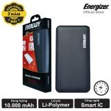 Bán Pin Sạc Dự Phong Eveready Energizer 10 000Mah Loi Li Po 2 Cổng Đen Rẻ