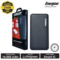 Chiết Khấu Pin Sạc Dự Phong Eveready Energizer 10 000Mah Loi Li Po 2 Cổng Đen Energizer Hồ Chí Minh