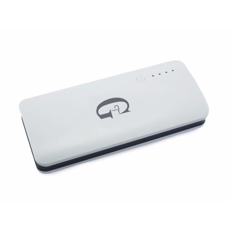 Giá Pin sạc dự phòng G01 AT12 Litinum 10000MAH (Trắng)