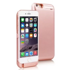 Hình ảnh Pin sạc dự phòng kiêm ốp lưng cho iPhone 6S Plus (Hồng)