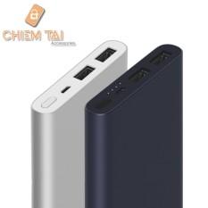 Giá Bán Pin Sạc Dự Phong Xiaomi 10000Mah Gen 2S New 2018 Mới Rẻ