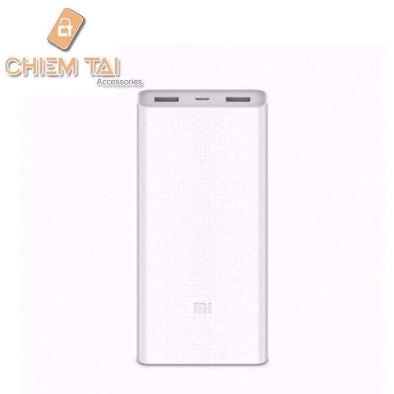 Giá Pin sạc dự phòng Xiaomi 2C 20000mAh