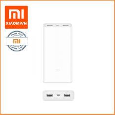 Pin Sạc Dự Phong Xiaomi Mi Power Bank 20000 Mah 2C Xiaomi Chiết Khấu 30