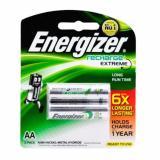Ôn Tập Pin Sạc Kỹ Thuật Cao Energizer Recharge Extreme Aa 2300Mah Nh15Erp2