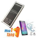 Bán Pin Samsung Note 4 Tặng Dan Kinh Cường Lực Trong Suốt Mới
