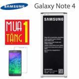 Pin Samsung Note 4 Tặng Miếng Dan Kinh Cường Lực Note 4 Hang Nhập Khẩu Eom Chiết Khấu
