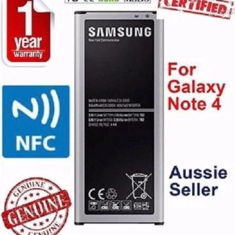 Pin Samsung Note 4 Zin NFC (Đen)