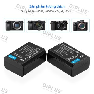 Pin Sony NP-FW50 pin máy ảnh Sony Nex 3 NEX 5 Nex 6 NEX 7 A6000 A6300 A7 A7 series thumbnail