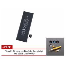 Pin Thay Thế Foxcom Cho Iphone 6 Tặng Kem 01 Bộ Dụng Cụ Đầy Đủ Tự Thay Tại Nha Mới Nhất