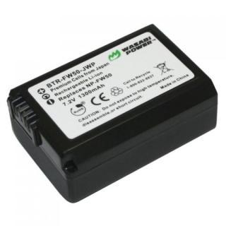 Pin Wasabi FW-50 cho Sony Alpha Nex Cyber-shot thumbnail