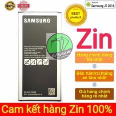 Ôn Tập Pin Zin Cho Samsung J7 2016 Dung Lượng 3300Mah