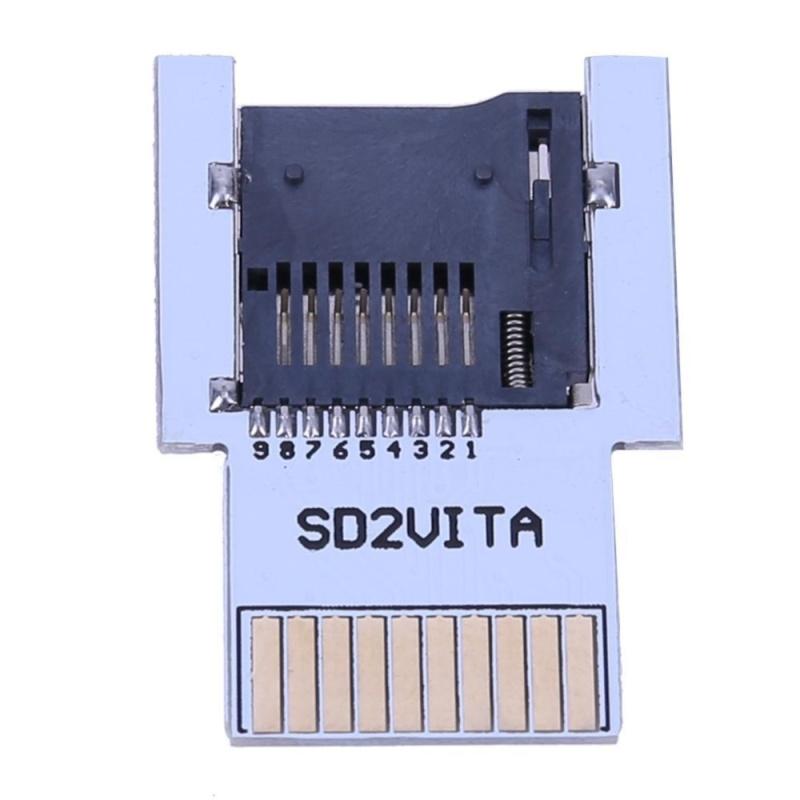 Bảng giá PlayStation Vita 3.60 SD2 Vita Micro SD Card Memory Converter Adapter Card(White) - intl Phong Vũ