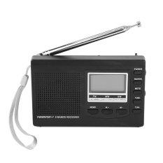 May Radio Fm Mw Sw Mini Xach Tay With Đồng Hồ Kỹ Thuật Số Xam Quốc Tế Oem Chiết Khấu