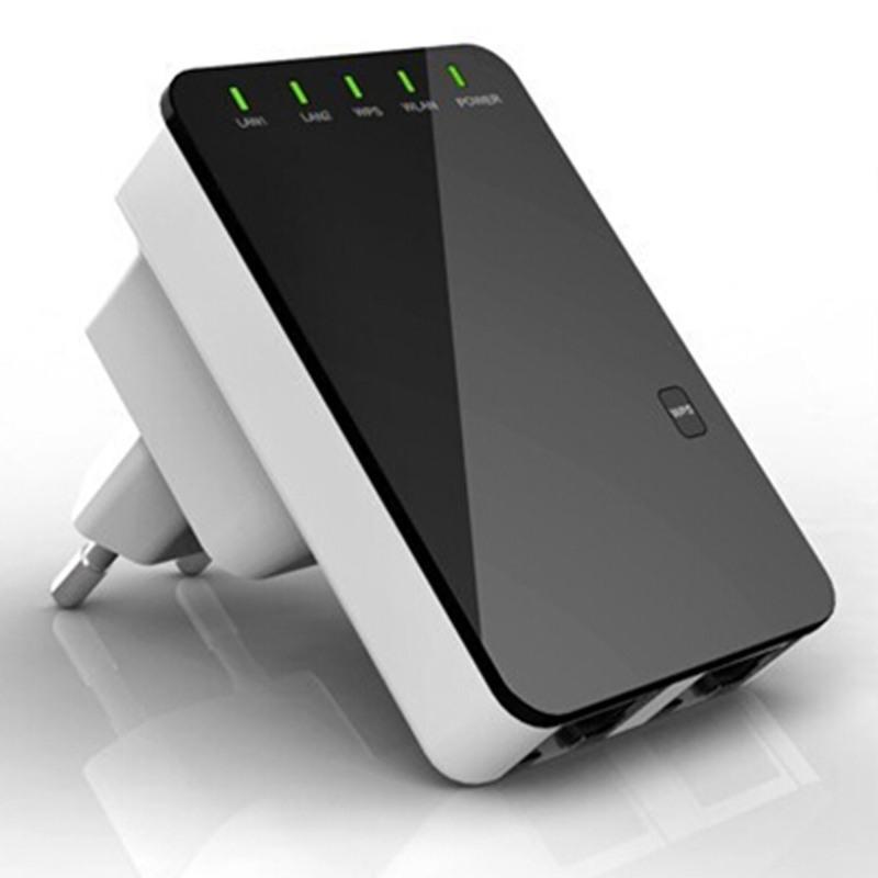 Di động Treo Tường-Cắm 300 Mbps Không Dây Mini Router Wifi