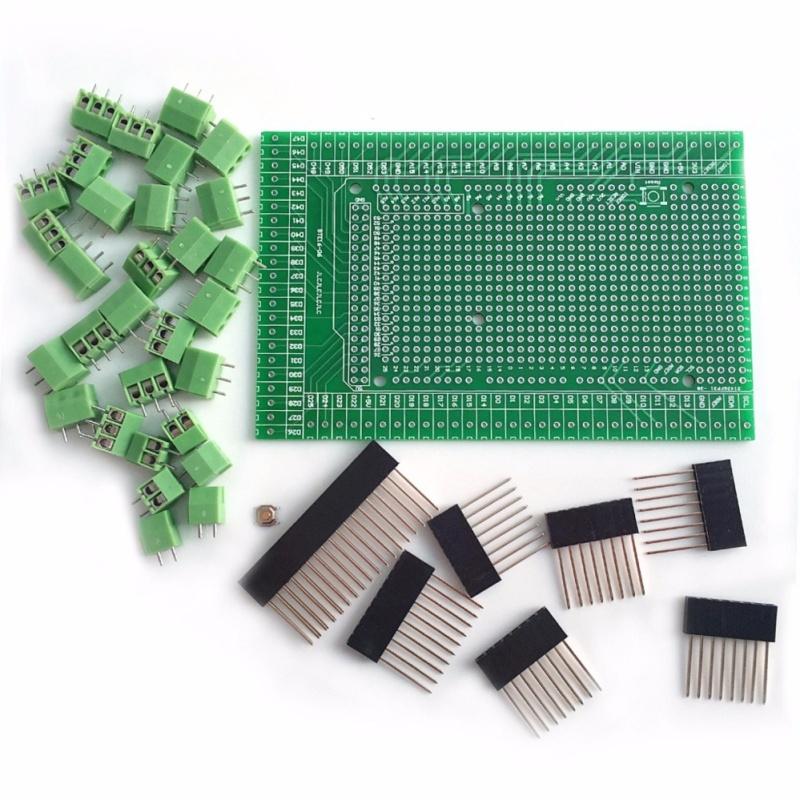 Bảng giá Nguyên mẫu Vít/Nhà Ga Khối Shield Ban Bộ ArduinoMEGA-2560 R3-quốc tế Phong Vũ