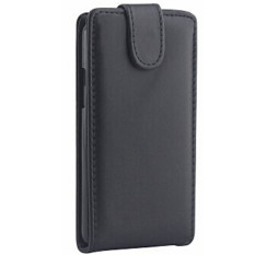 PU Leather Flip Protective Case Cover For Samsung Galaxy Grand 2 G7106 ( Black) ...